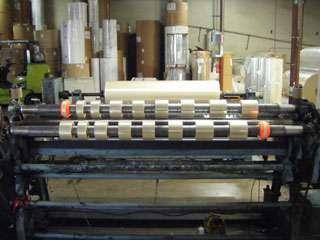Cameron Slitter Custom Label Printing Machine