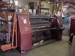 Dusenbury Custom Sticker Printing Equipment