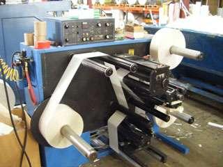 PIC Roll Sticker Printing Machine
