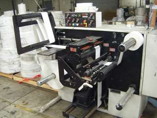 PIC Industry Label Slitter Machine